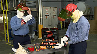 personal protective equipment training
