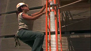 Scaffolding and lifts safety training