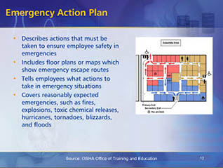 Business Safety Plan